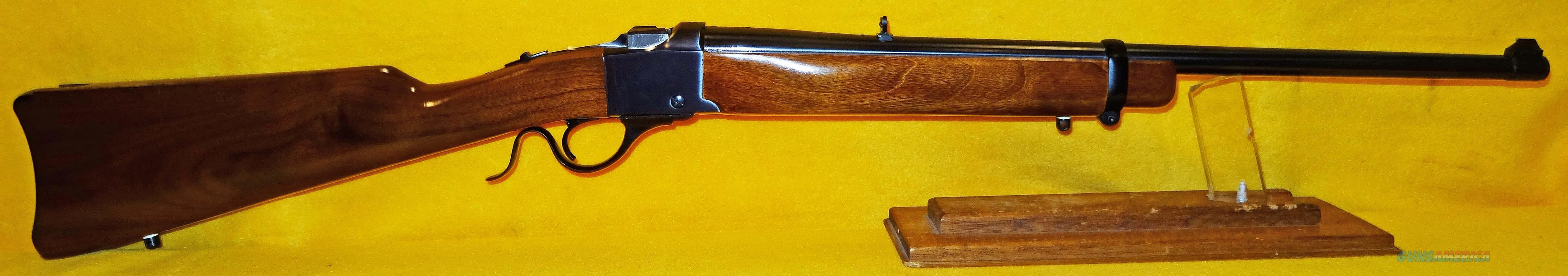 RUGER  NO.3  Guns > Rifles > Ruger Rifles > #1 Type