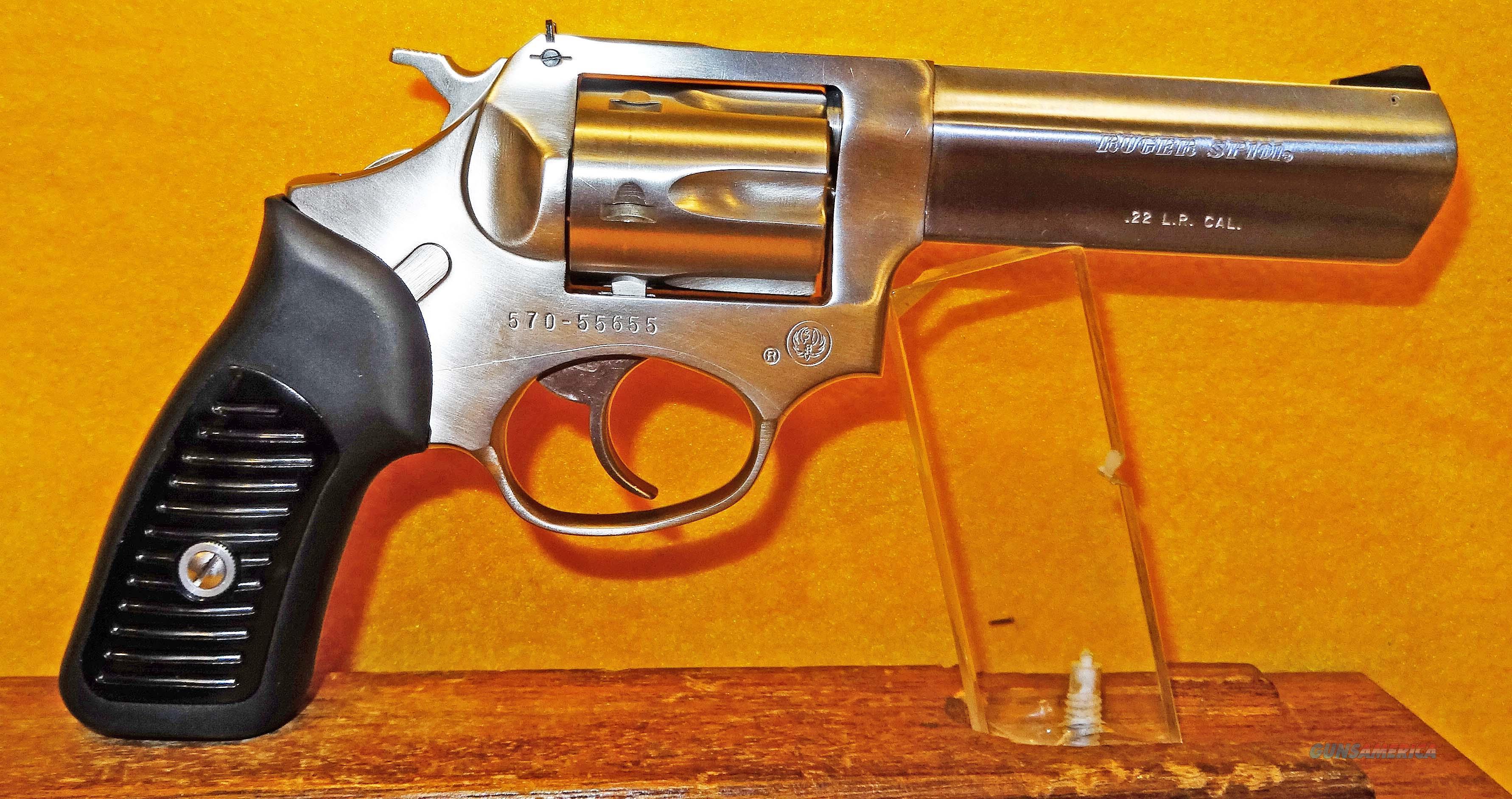 RUGER SP101  Guns > Pistols > Ruger Double Action Revolver > SP101 Type