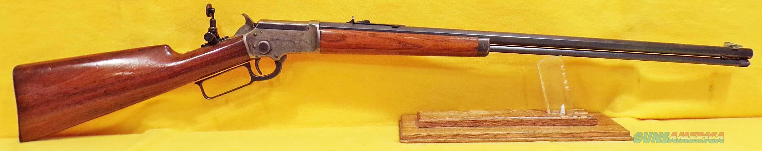 MARLIN 1897  Guns > Rifles > Marlin Rifles > Modern > Lever Action