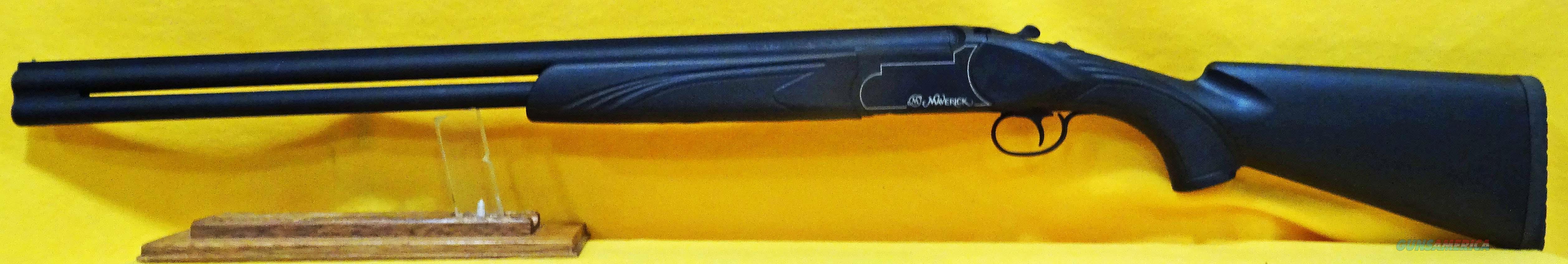 MAVERICK OVER/UNDER  Guns > Shotguns > Maverick Shotguns