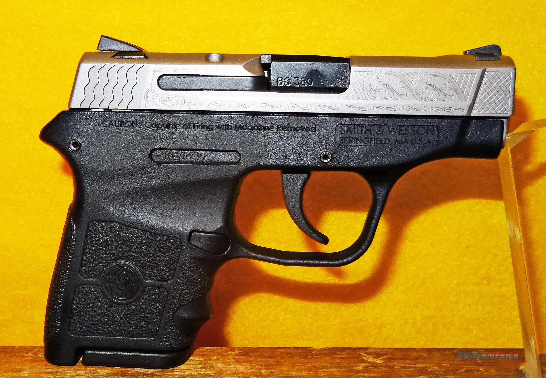 S&W BODYGUARD  Guns > Pistols > Smith & Wesson Pistols - Autos > Polymer Frame