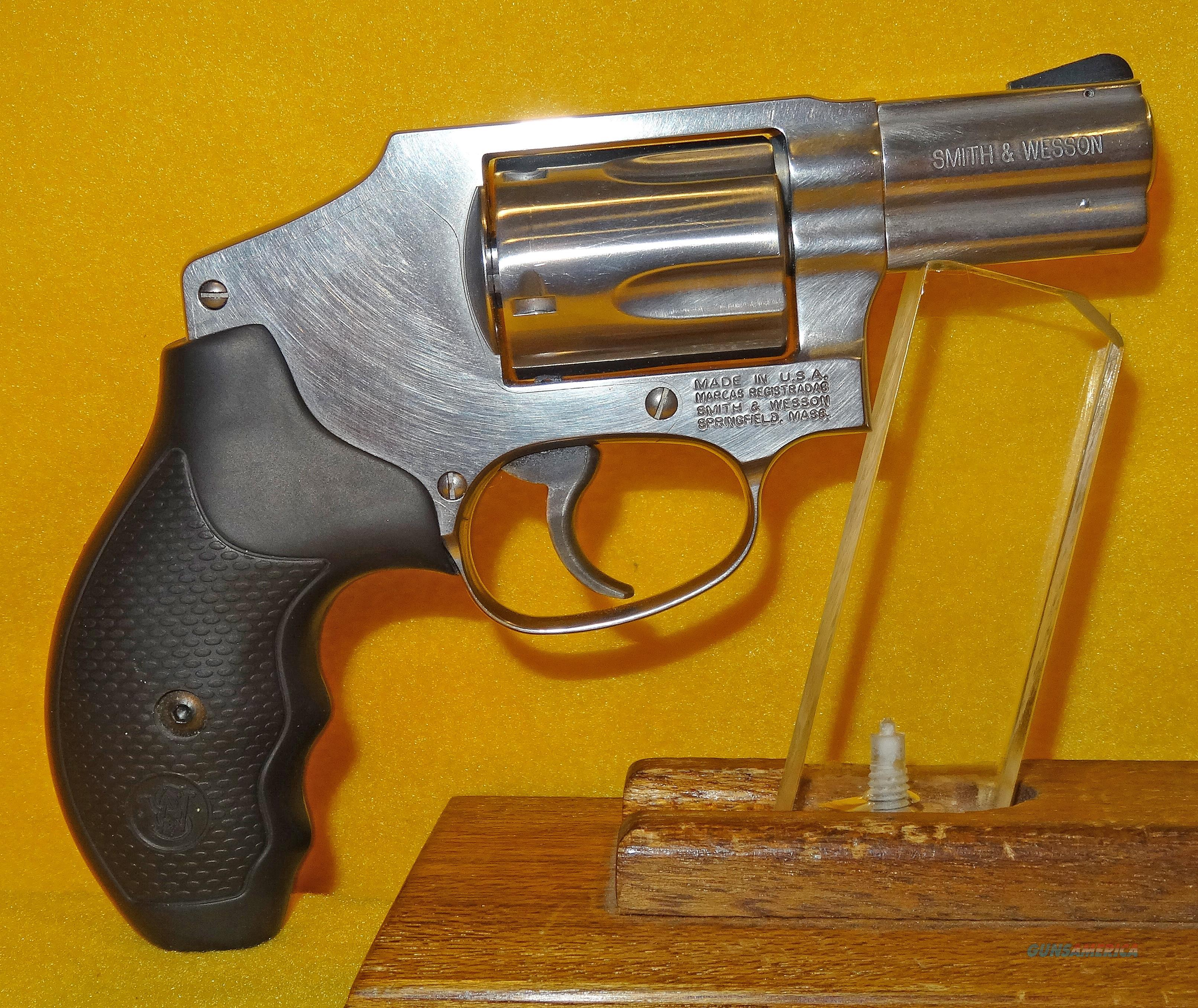 S&W 640-3  Guns > Pistols > Smith & Wesson Revolvers > Med. Frame ( K/L )