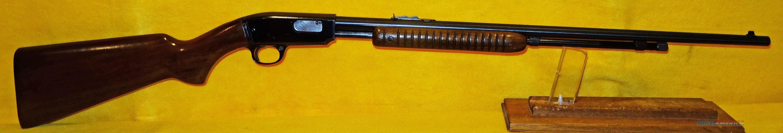 WINCHESTER 61  Guns > Rifles > Winchester Rifles - Modern Pump