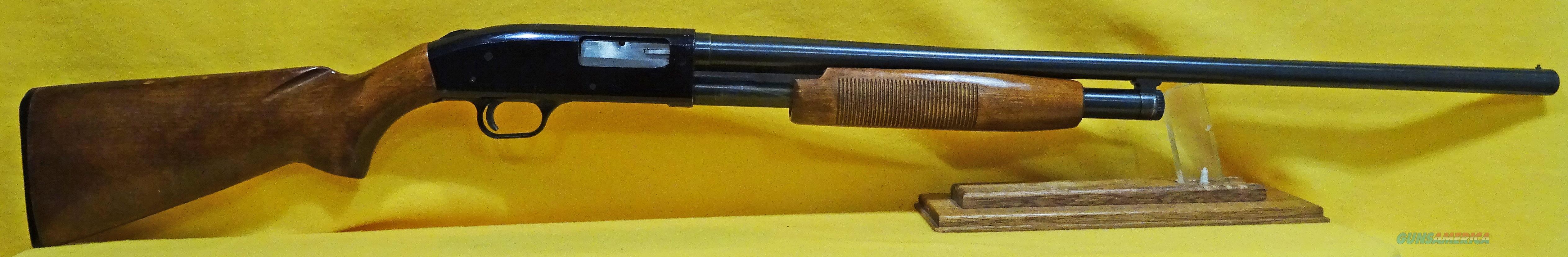 MOSSBERG 500AT  Guns > Shotguns > Mossberg Shotguns > Pump > Sporting