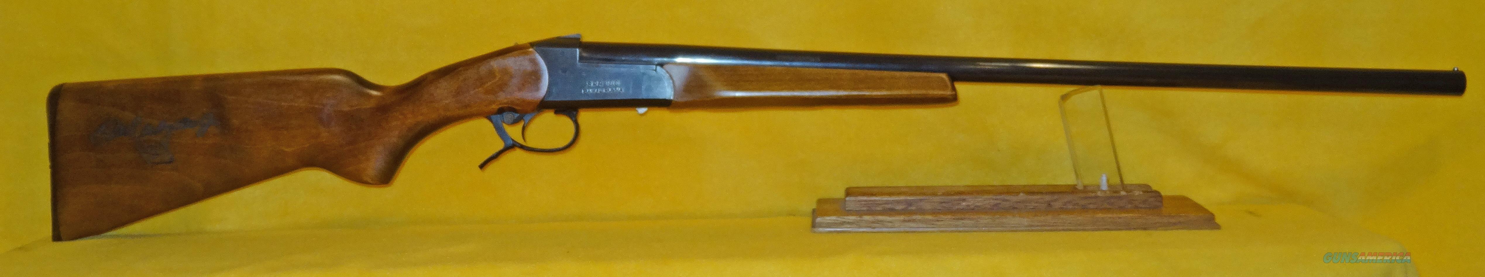 REMINGTON (SPARTAN) SPR100 (DALE EARNHARDT JR)  Guns > Shotguns > Remington Shotguns  > Single Barrel
