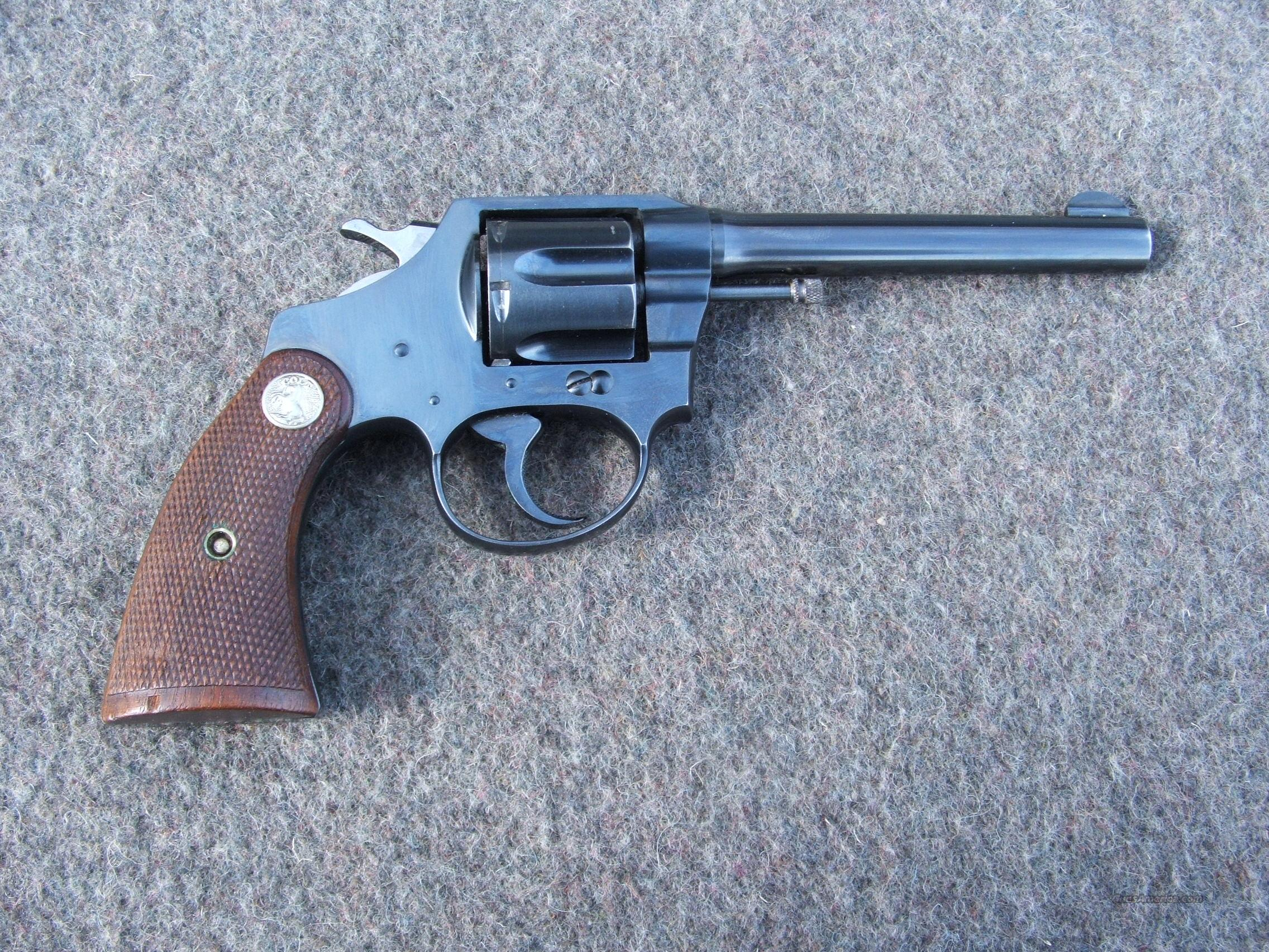 Colt Police Positive, 32 Police Ctg.  Guns > Pistols > Colt Double Action Revolvers- Modern