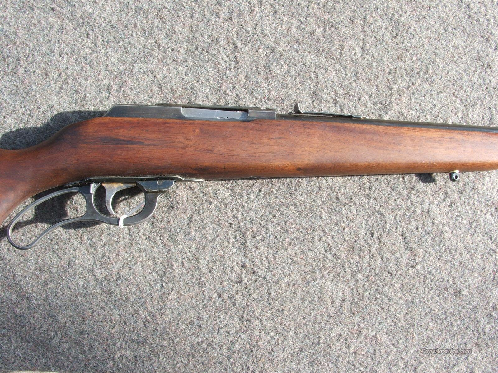 Marlin Model 57, 22 Magnum Lever w/tube  Guns > Rifles > Marlin Rifles > Modern > Lever Action