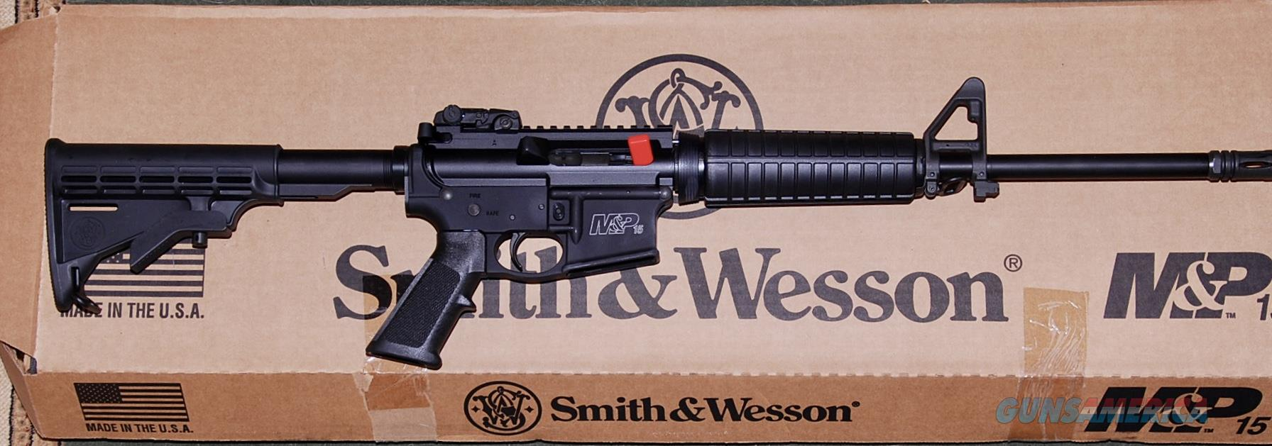 Smith & Wesson M&P 15 Sport  Guns > Rifles > Smith & Wesson Rifles > M&P