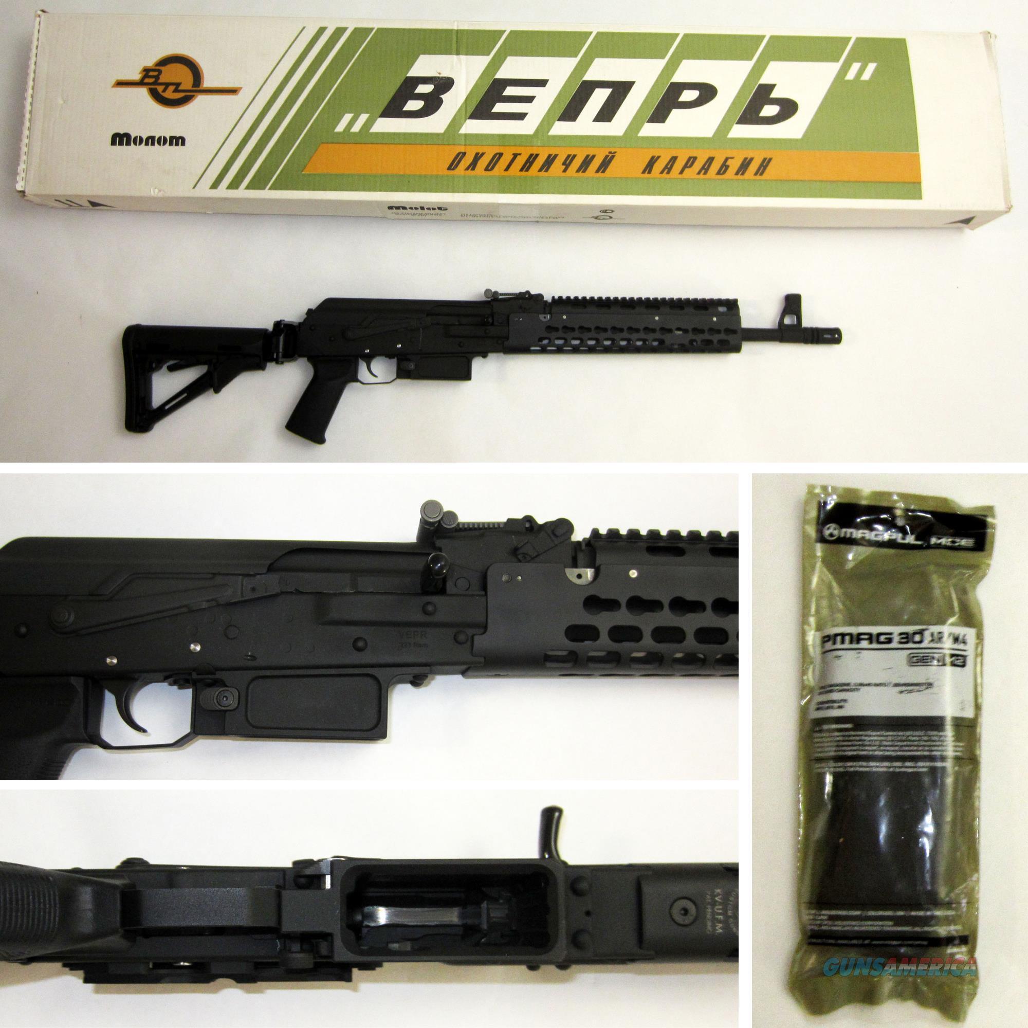 Definitive Arms VEPR AK/556  Guns > Rifles > AK-47 Rifles (and copies) > Folding Stock