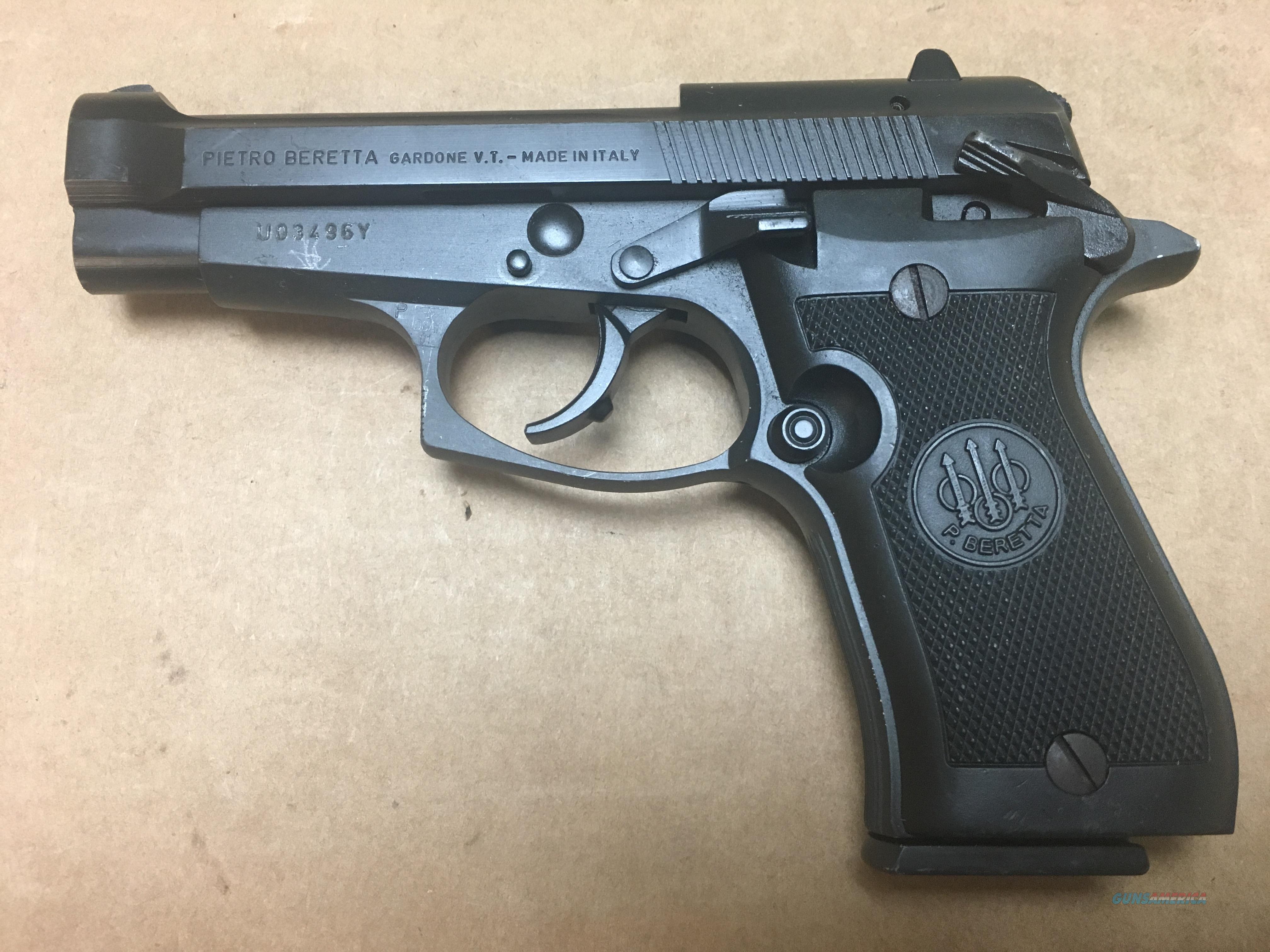 BERETTA 85F .380  Guns > Pistols > Beretta Pistols > Cheetah Series > Model 85