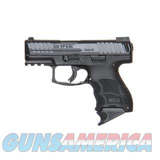 Heckler & Koch VP9SK Night Sights 9mm w/3 Mags!  Guns > Pistols > Heckler & Koch Pistols > Polymer Frame