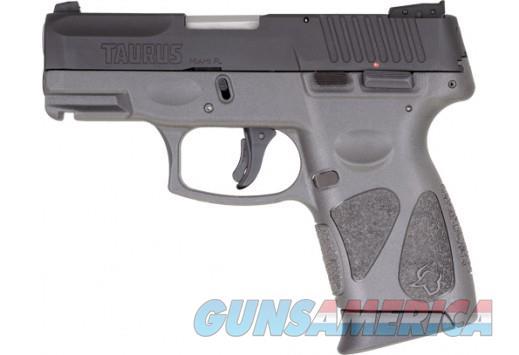 Taurus G2C 9mm Grey w/2 Mags!  Guns > Pistols > Taurus Pistols > Semi Auto Pistols > Polymer Frame