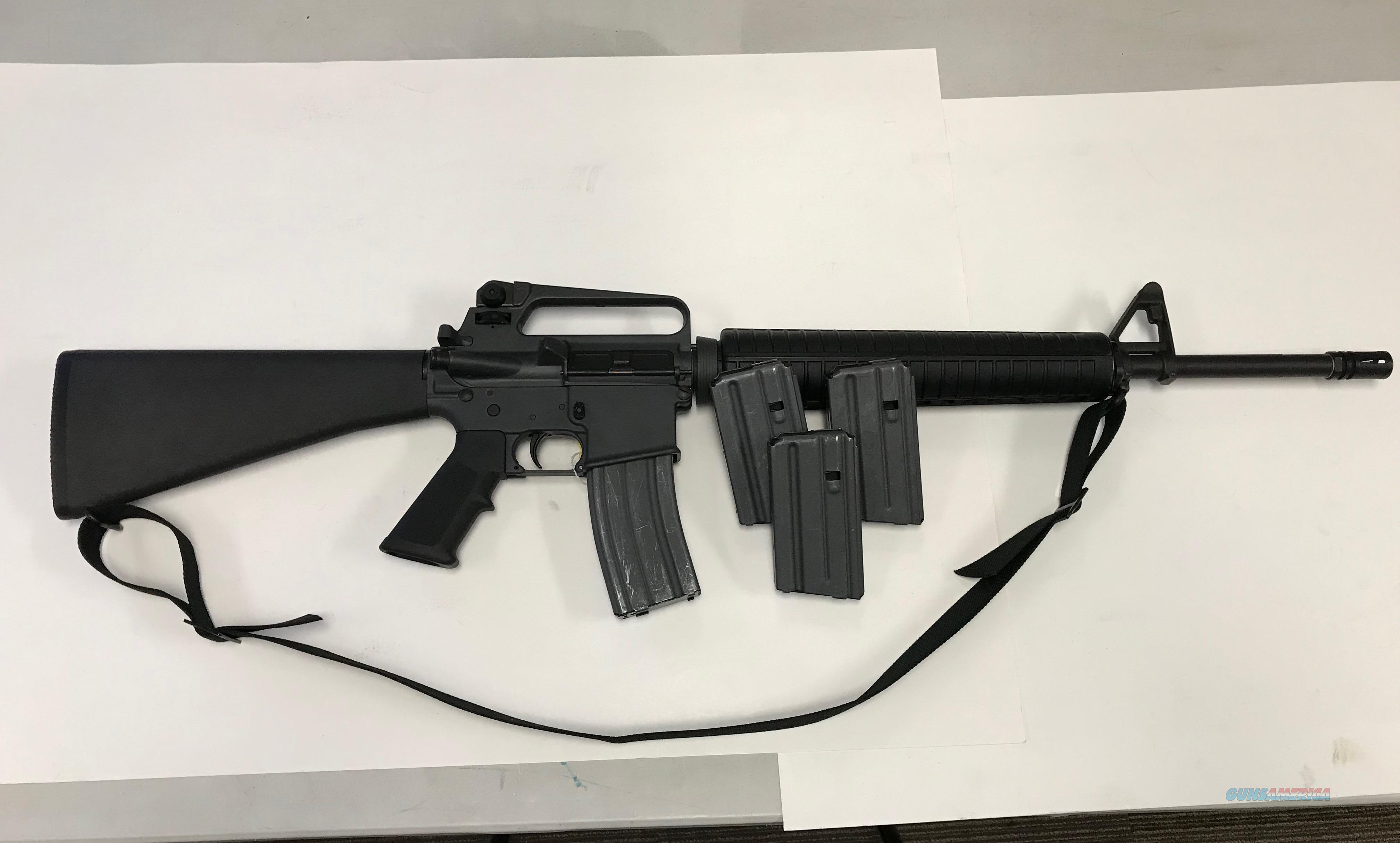 USED PRE-BAN Colt Sporter Match HBar  Guns > Rifles > Colt Military/Tactical Rifles