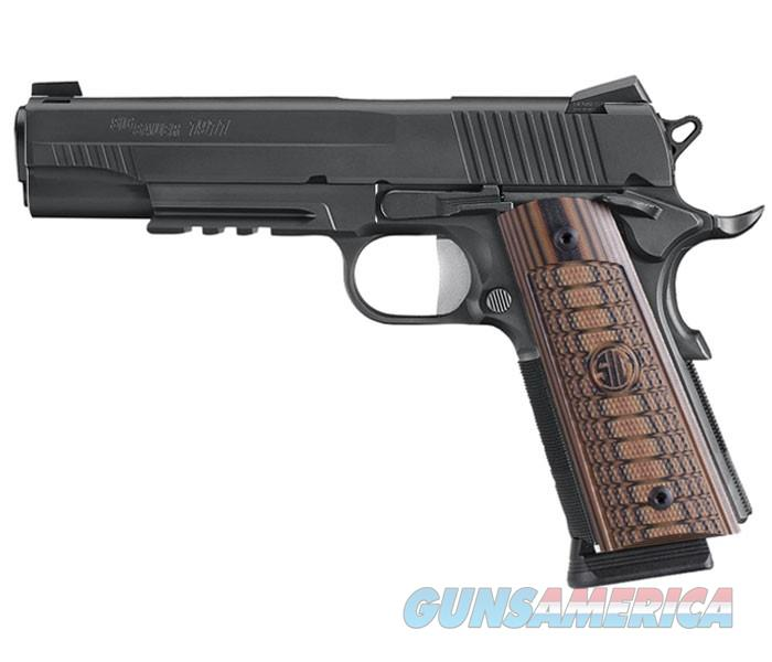 Sig Sauer 1911 Select 45ACP w/2 Mags!  Guns > Pistols > Sig - Sauer/Sigarms Pistols > 1911