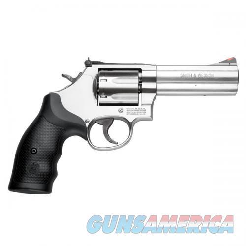 "Smith & Wesson 686 Plus 357 Magnum 4""  Guns > Pistols > Smith & Wesson Revolvers > Med. Frame ( K/L )"