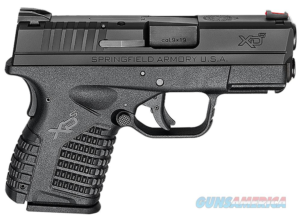 USED Springfield XDS 9mm Essential Package  Guns > Pistols > Springfield Armory Pistols > XD-S