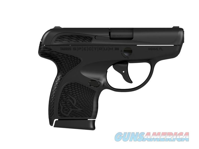 Taurus Spectrum .380 ACP 2.8 Inch Barrel Fixed  Guns