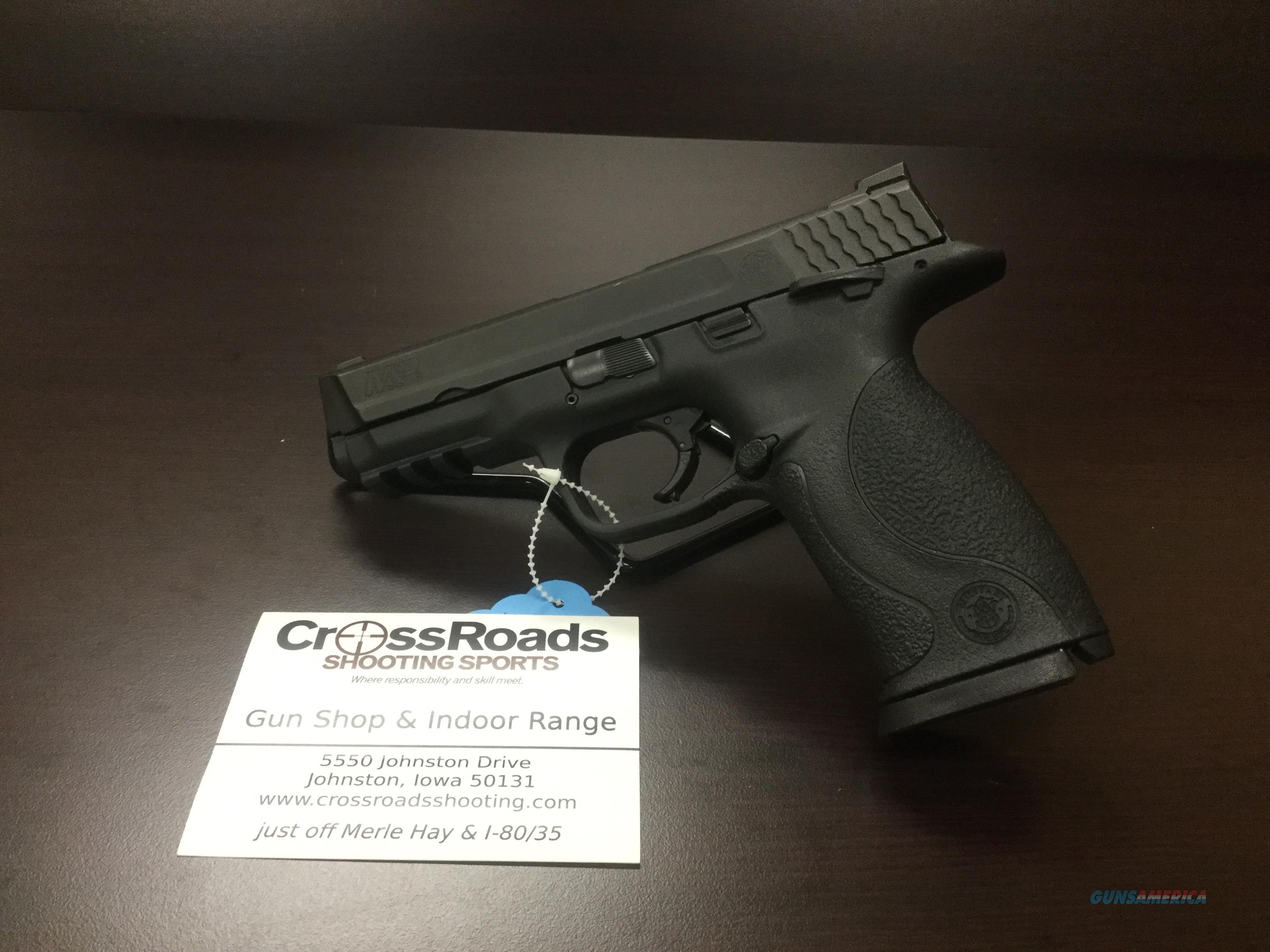 "USED S&W M&P 9mm 4.25""  Thumb Safety   Guns > Pistols > Smith & Wesson Pistols - Autos > Polymer Frame"