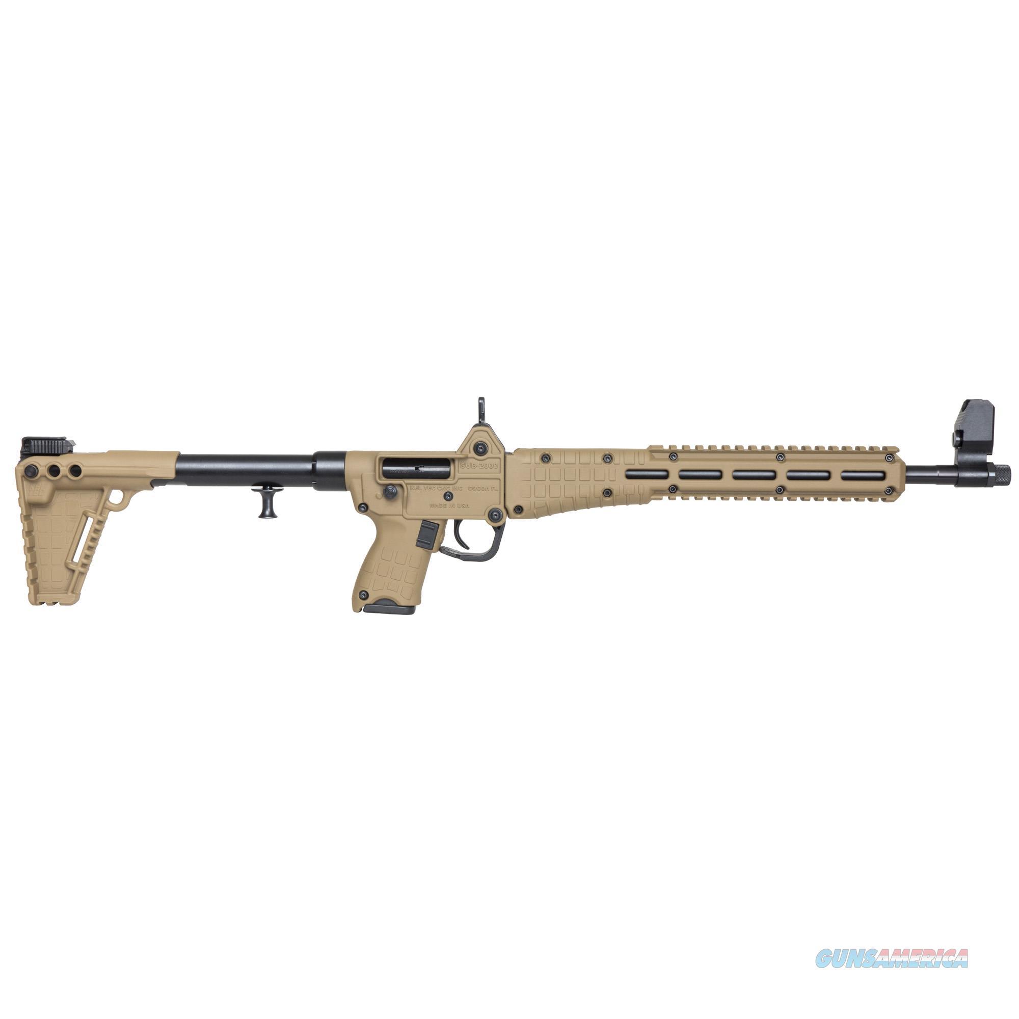 Kel-Tec Sub-2000 Gen 2 9mm TAN!  Guns > Rifles > Kel-Tec Rifles