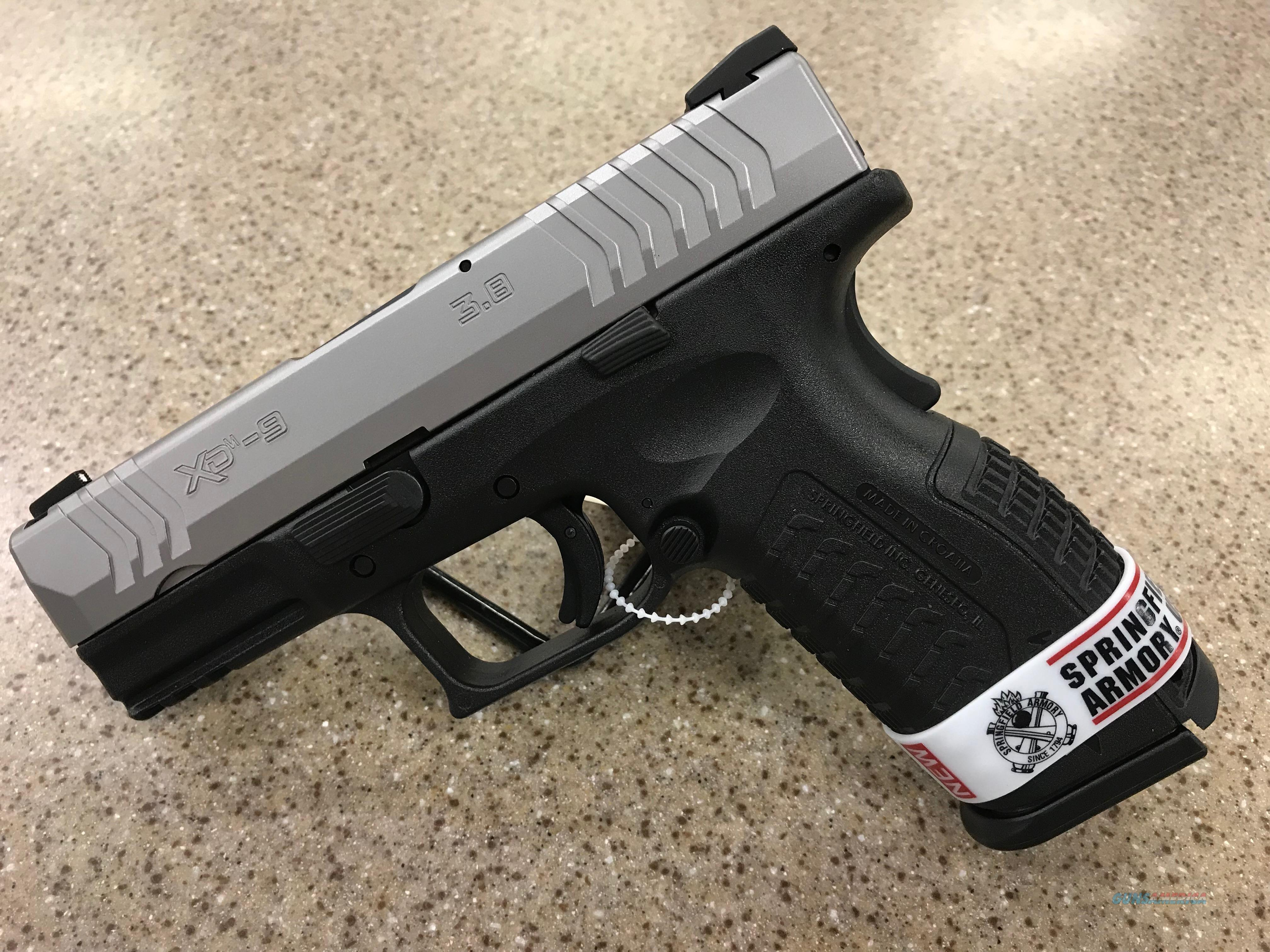 Springfield XDM 9mm with Gear Pack   Guns > Pistols > Springfield Armory Pistols > XD-M