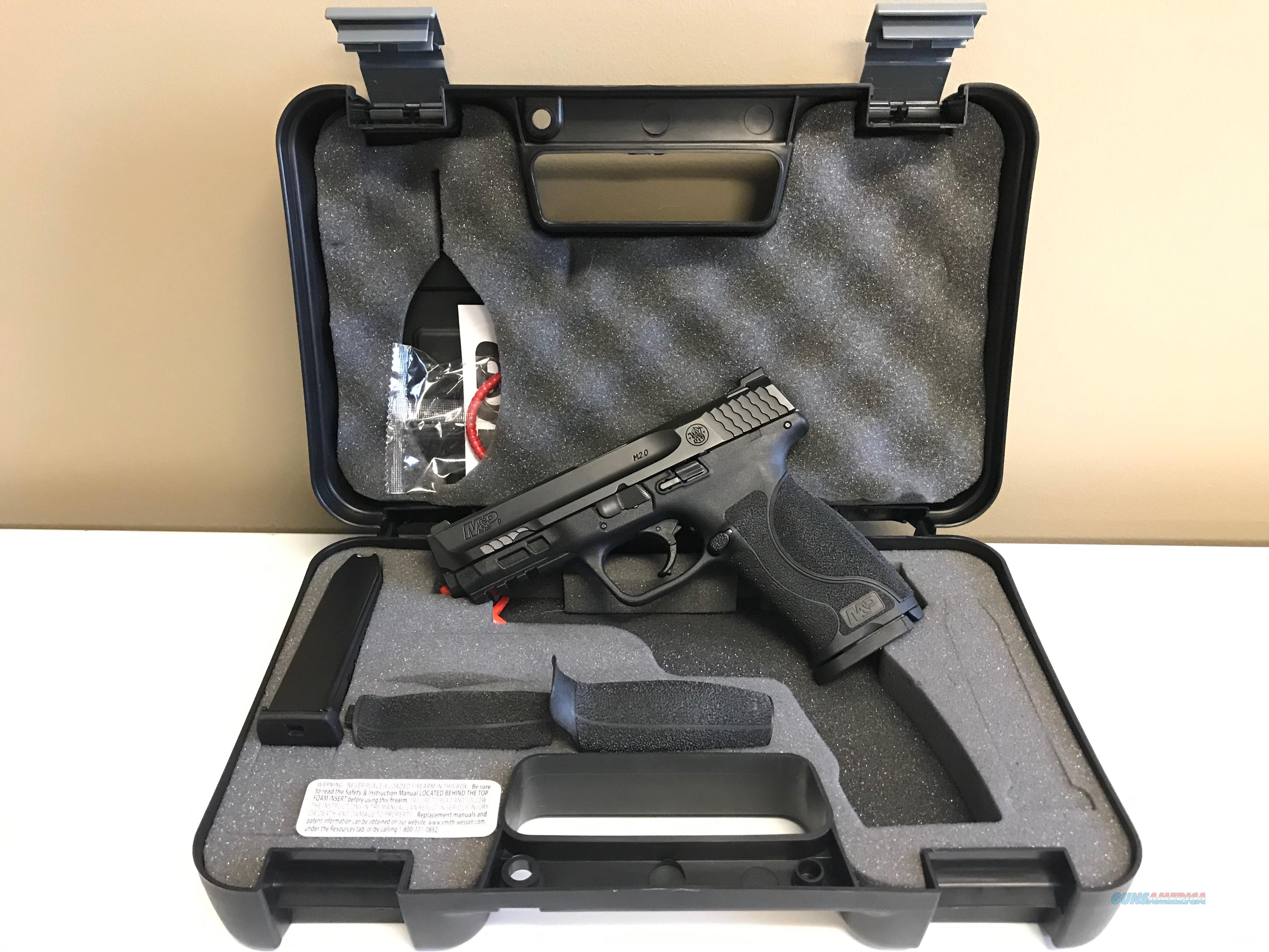 USED Smith & Wesson M&P9 M2.0 9mm  Guns > Pistols > Smith & Wesson Pistols - Autos > Polymer Frame