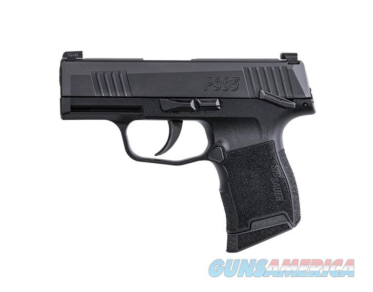 Sig Sauer P365 9mm MANUAL SAFETY w/2 Mags!  Guns > Pistols > Sig - Sauer/Sigarms Pistols > P365