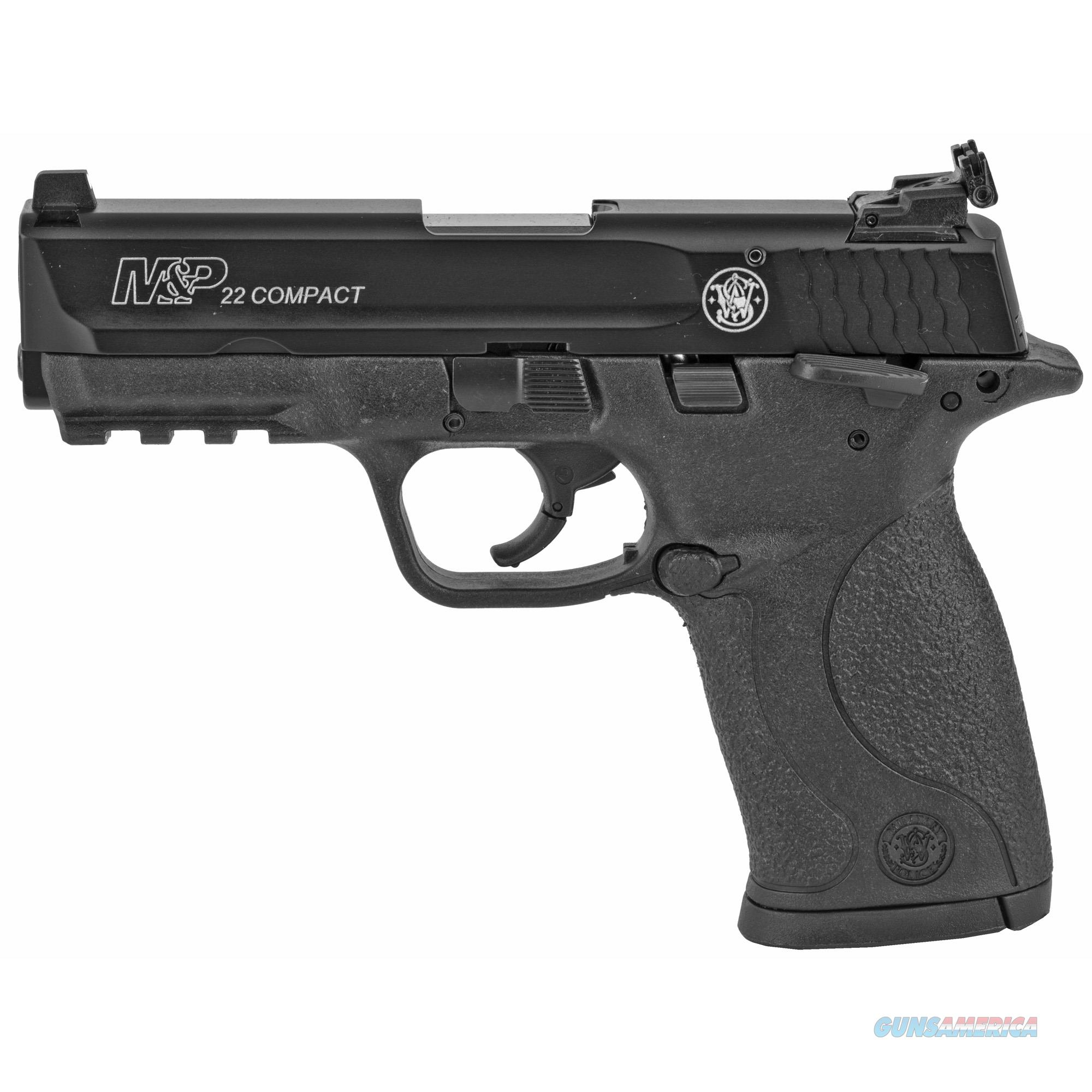 Smith & Wesson M&P22 Compact 22LR  Guns > Pistols > Smith & Wesson Pistols - Autos > .22 Autos