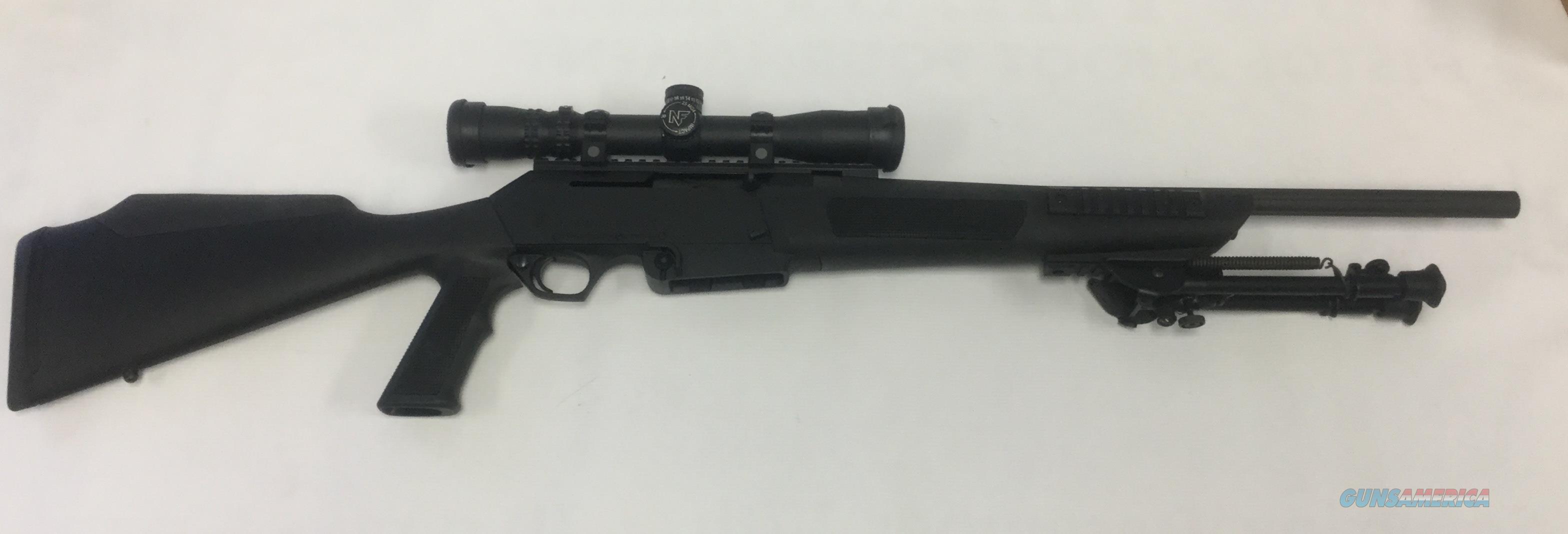 FNAR With NightForce Optic 7.62x51mm  Guns > Rifles > FNH - Fabrique Nationale (FN) Rifles > Semi-auto > FNAR