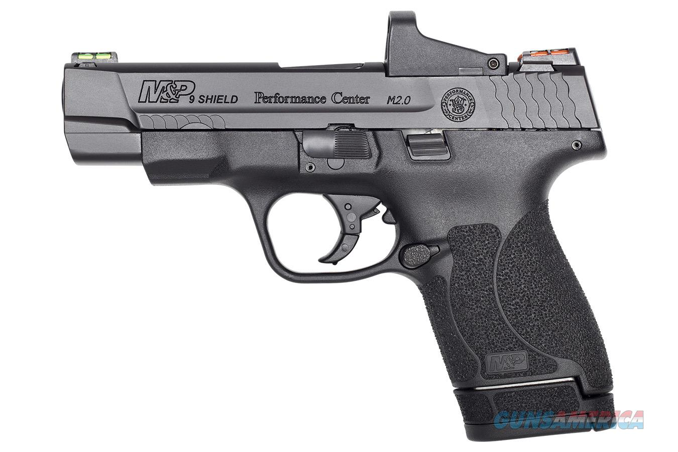 Smith & Wesson M&P9 Shield 2.0 Performance Center!  Guns > Pistols > Smith & Wesson Pistols - Autos > Shield