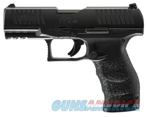 Walther Arms PPQ M2 DAO 45 ACP 4 2807076  Guns > Pistols > Walther Pistols > Post WWII > P99/PPQ