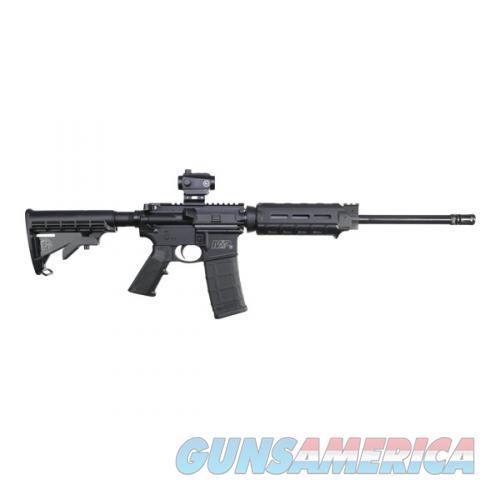 Smith & Wesson M&P15 Sport II 5.56NATO CT & M-LOK  Guns > Rifles > Smith & Wesson Rifles > M&P