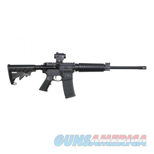 Smith & Wesson M&P-15 Sport II 5.56NATO w/Optic  Guns > Rifles > Smith & Wesson Rifles > M&P