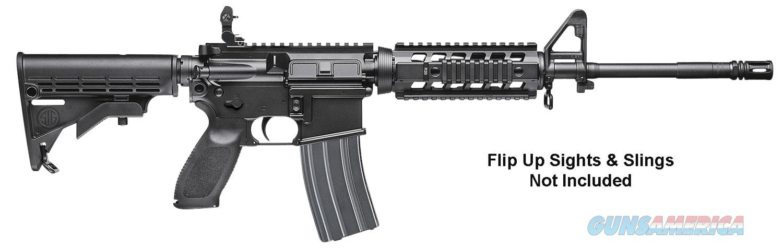 Sig Sauer M400 Classic 5.56mm NATO 16 Inch Barr  Guns > Rifles > Sig - Sauer/Sigarms Rifles