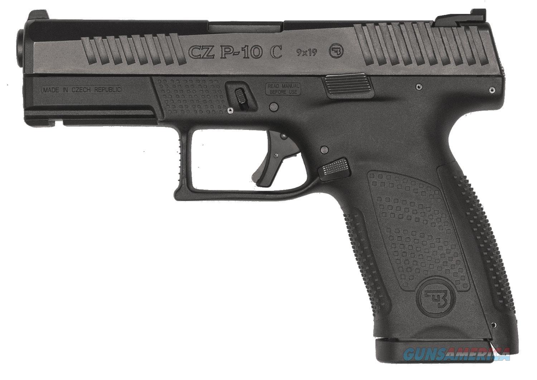 CZ P-10 C 9mm w/2 Mags!  Guns > Pistols > CZ Pistols