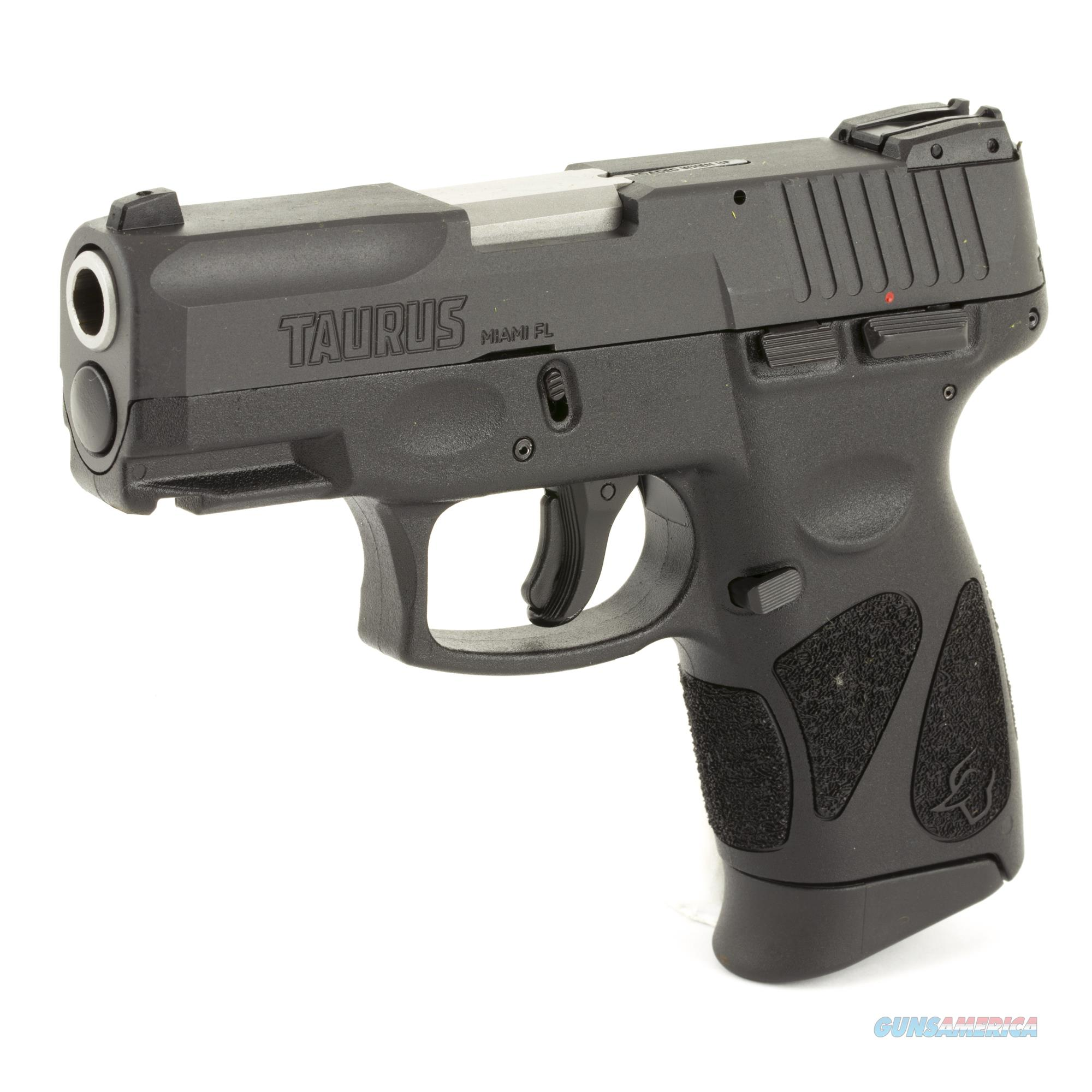 TAURUS G2C 2MAGS 12RND  Guns > Pistols > Taurus Pistols > Semi Auto Pistols > Polymer Frame