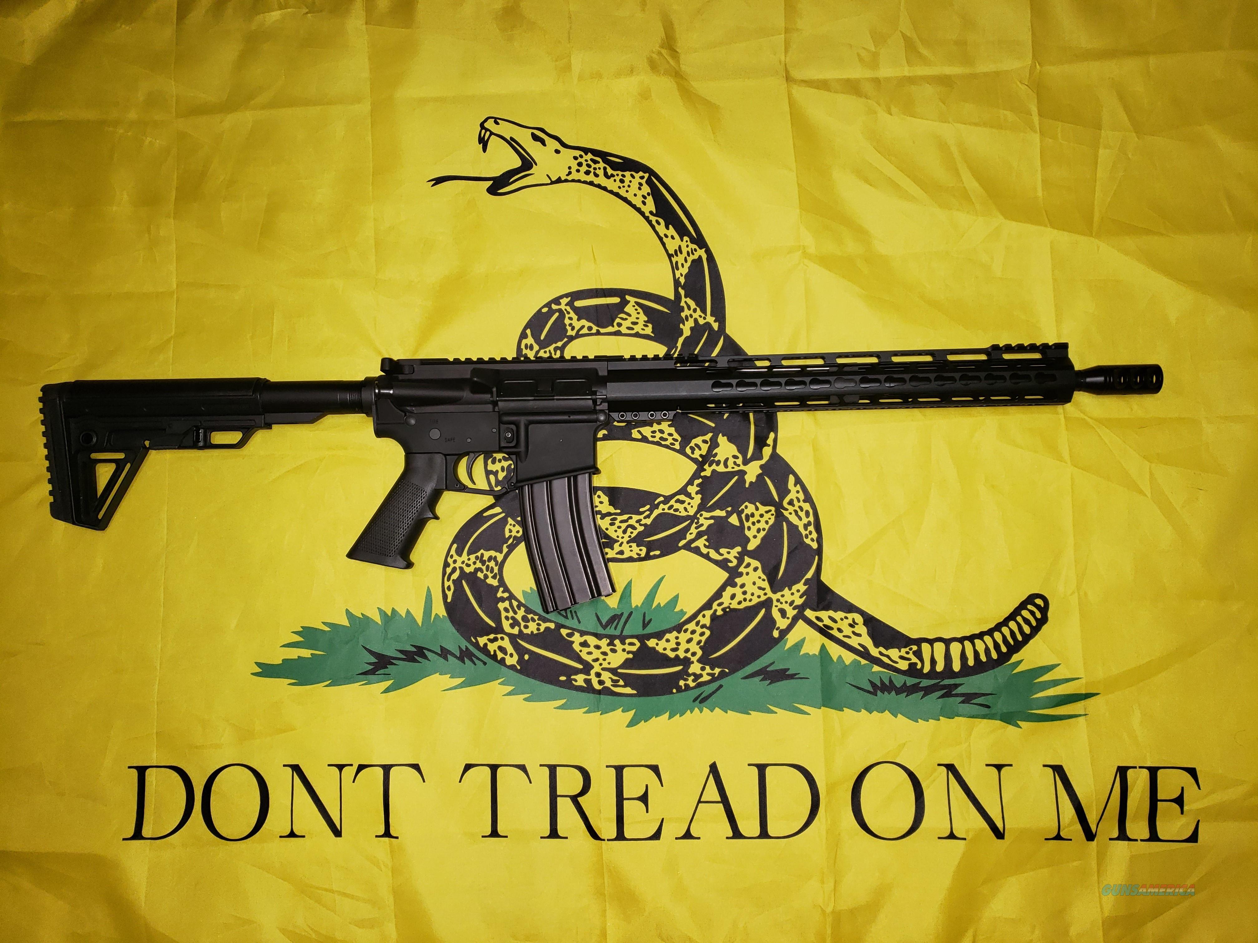 AR-15 5.56 Semi Auto Rifle  Guns > Rifles > AR-15 Rifles - Small Manufacturers > Complete Rifle