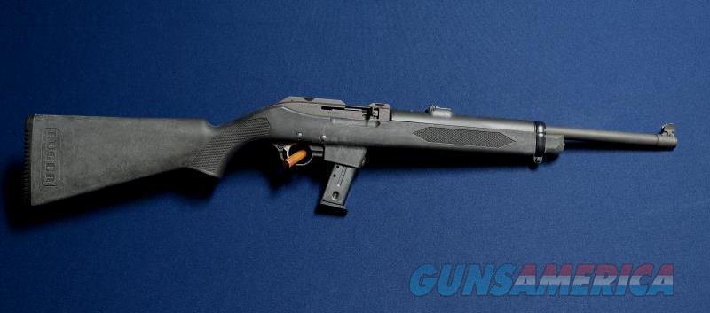 Ruger Original Police Carbine 9mm  Guns > Rifles > Ruger Rifles > PC Carbine