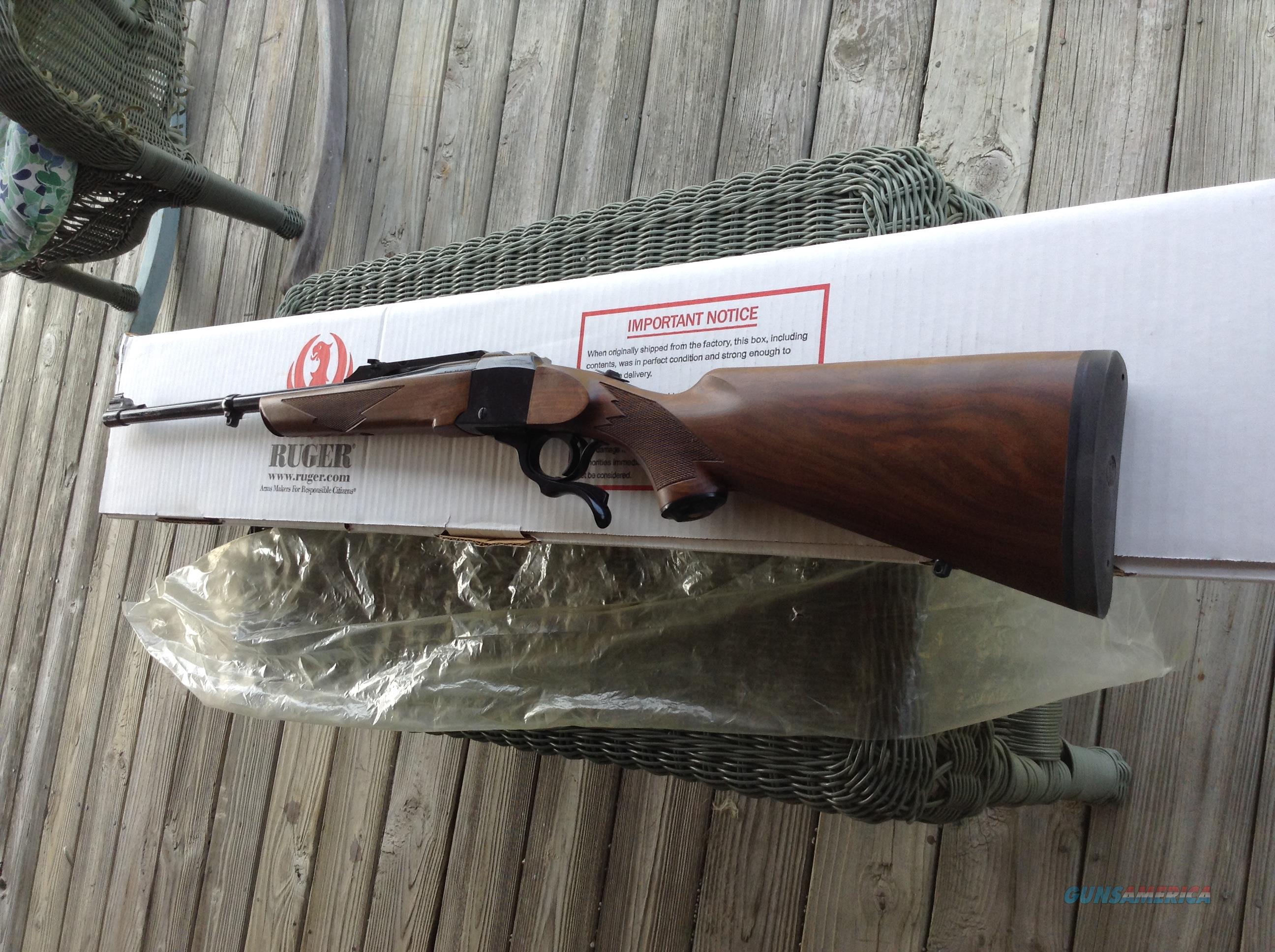 Ruger 1A  Guns > Rifles > Ruger Rifles > #1 Type