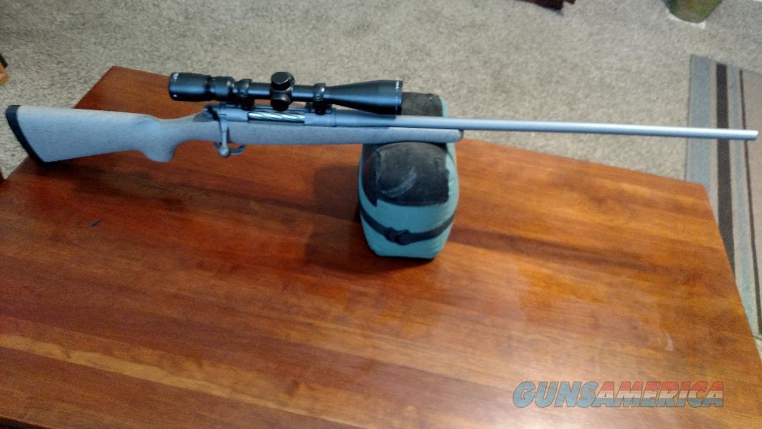 Legendary Arms Works 26 Nosler with Vortex Razor LH HD 3x15x42  Guns > Rifles > L Misc Rifles