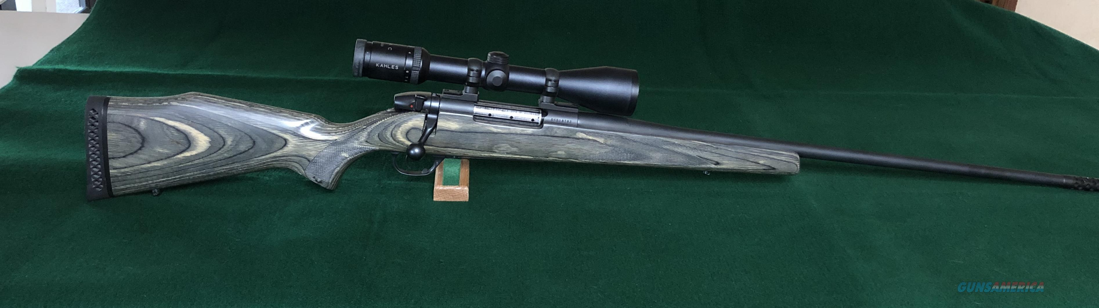 Weatherby Mark V Laminate Sporter in 300 Weatherby  Guns > Rifles > Weatherby Rifles > Sporting