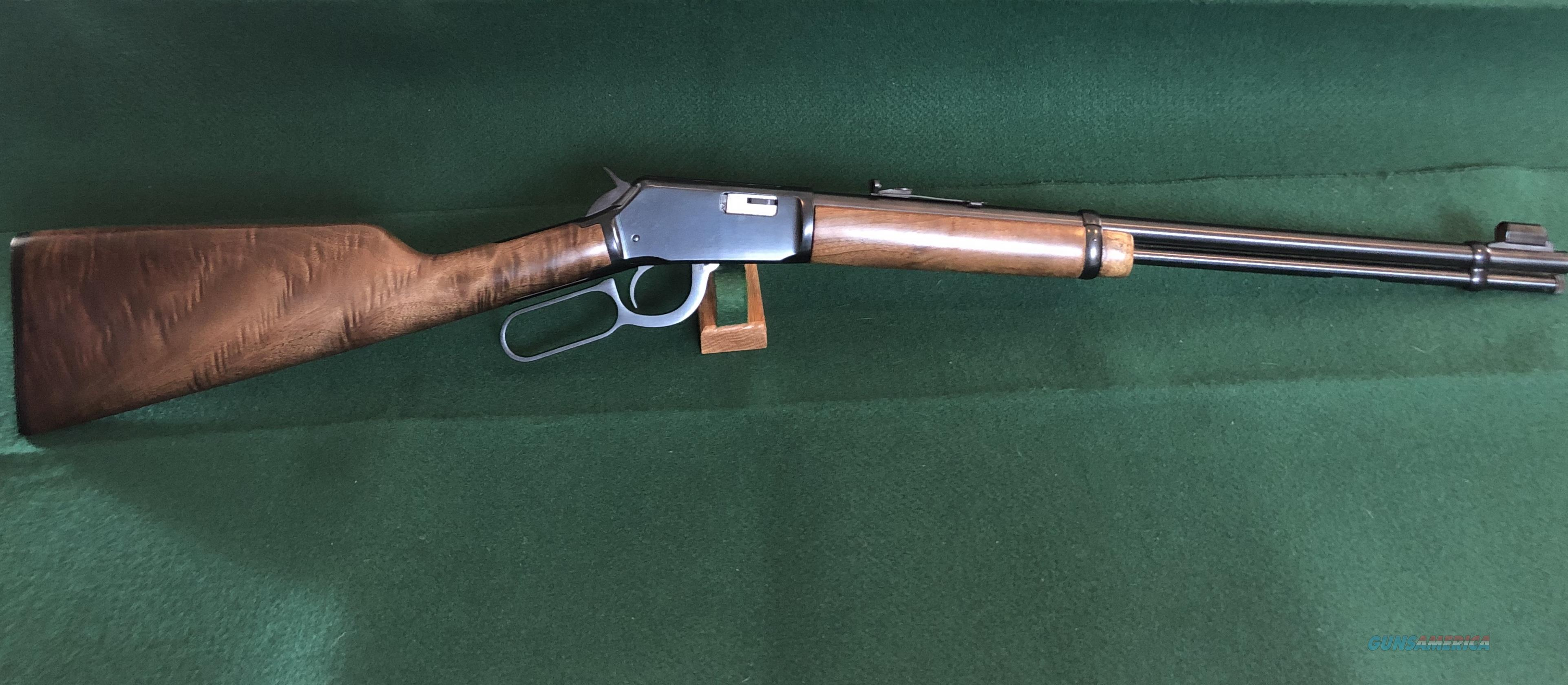 Winchester M9422M 22 Magnum - 1975 Mfg'd  Guns > Rifles > Winchester Rifles - Modern Lever > Model 94 > Post-64