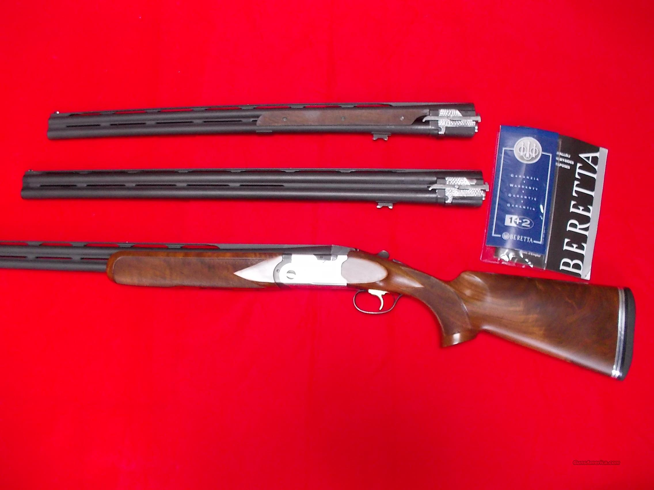 Beretta 682 three barrel set  Guns > Shotguns > Beretta Shotguns > O/U > Trap/Skeet