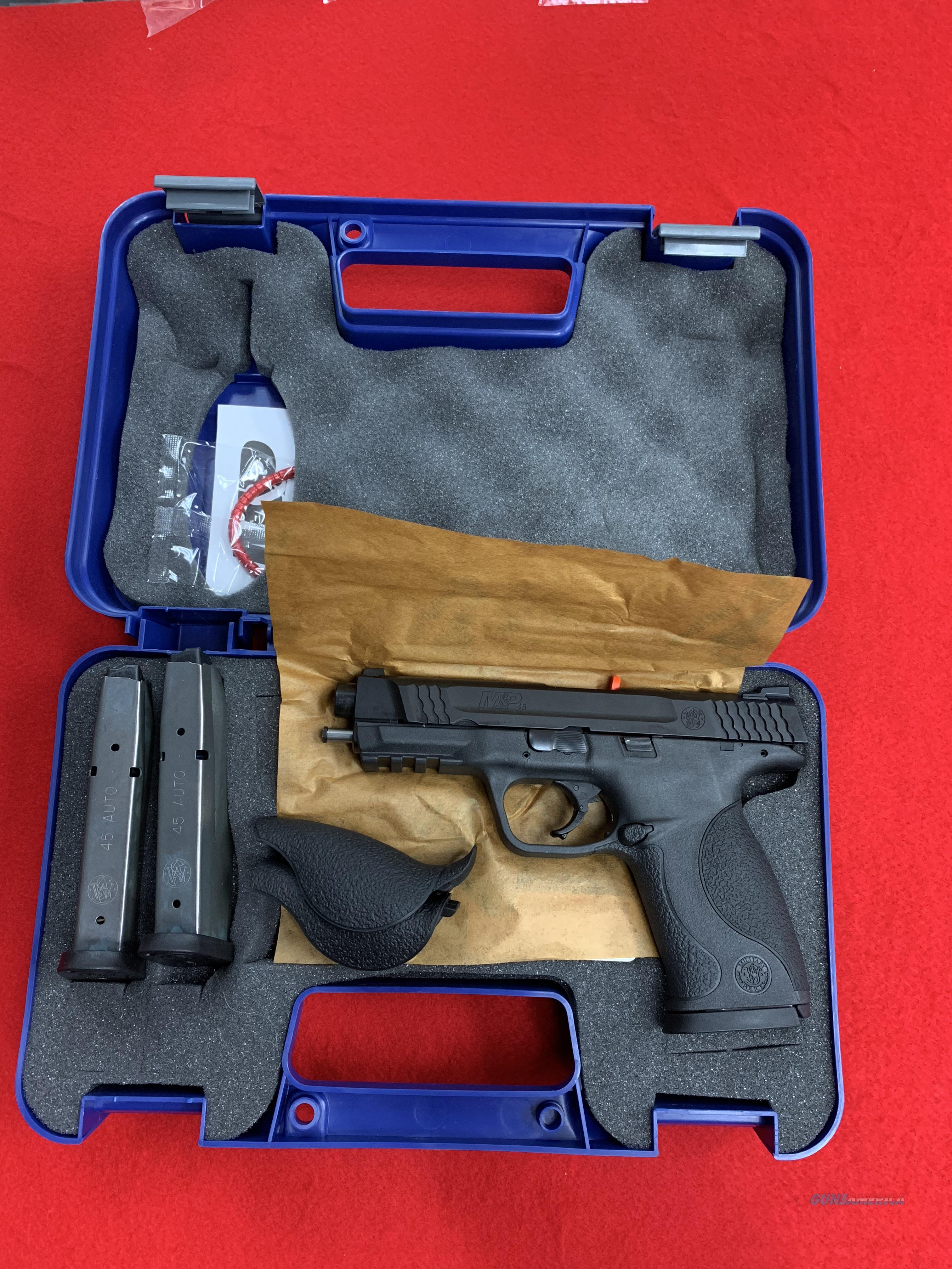 Smith & Wesson M&P 45  Guns > Pistols > Smith & Wesson Pistols - Autos > Polymer Frame
