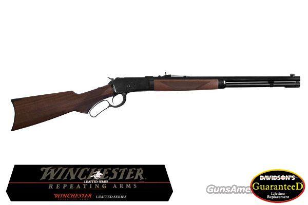 Winchester 1892 LTD. DLX. Take Down  Guns > Rifles > Winchester Rifles - Modern Lever > Other Lever > Post-64