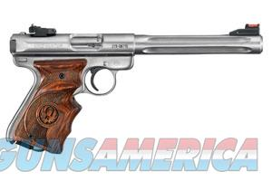 Ruger Mark3 Hunter W/Laminate Taget Grips  Guns > Pistols > Ruger Semi-Auto Pistols > Mark I & II Family