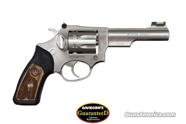"Ruger GP 100-4""BBL 22LR  Guns > Pistols > Ruger Double Action Revolver > SP101 Type"