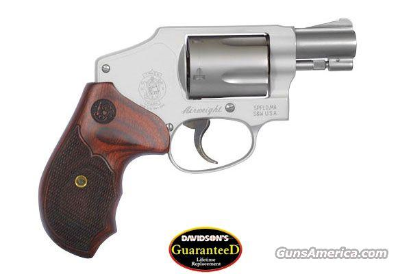 S&W 642 Deluxe  Guns > Pistols > Smith & Wesson Revolvers > Pocket Pistols