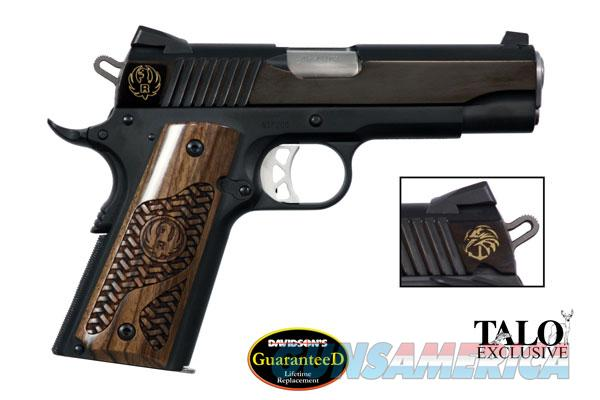 Ruger 1911 Commander NAVY SEAL, TALO  Guns > Pistols > 1911 Pistol Copies (non-Colt)