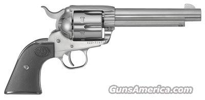 Ruger Vaquero SS.357mag/38 Spl.  Guns > Pistols > Ruger Single Action Revolvers > Cowboy Action