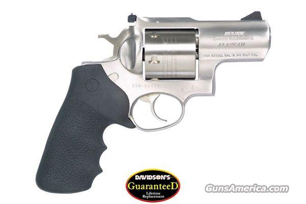 RUGer S/RDHWK ALASKAN 454 2.5SS   Guns > Pistols > Ruger Double Action Revolver > Redhawk Type